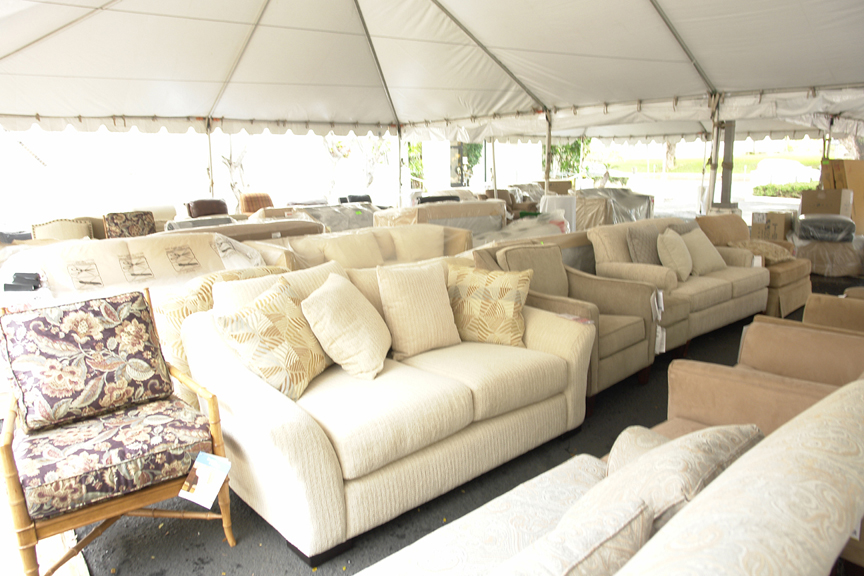 HomeWorld is hosting their biggest Tent Sale this Saturday   Sunday  They  are unloading massive containers just for this event  This happens just  twice a. Ready  Set  Tent Sale    Bringing together stories  rooms  life