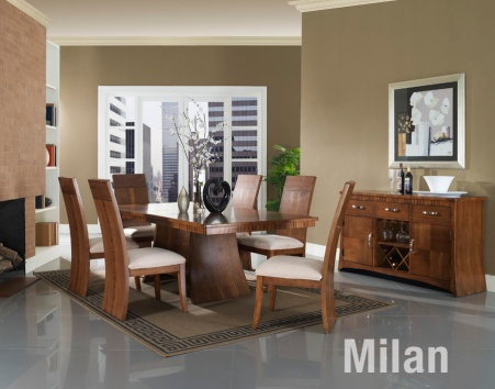 Milan Dining Collection
