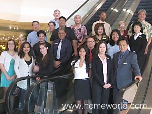 HomeWorld Pearlridge Stafff