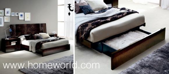 Centocinquanta Bedroom at HomeWorld