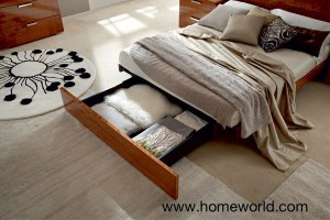 Sedona Bed by Alf Uno Spa