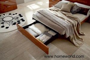 Sedona Bed by Alf Uno Spa