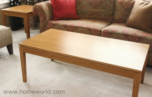 Brazil Coffee table made with bamboo
