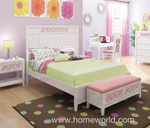 Hearts Youth Bedroom