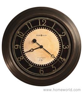 Chadwick Wall Clock by Howard Miller