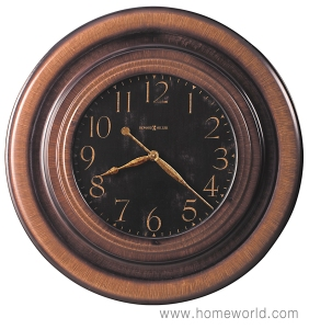 """Rockwell Wall Clock by Howard Miller Oversized. 29.5"""" round"""
