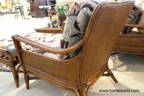 The Waikele Accent Chair by Veranda.