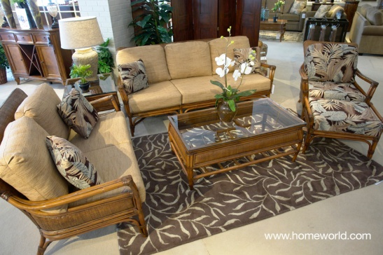 The Waikele Living Room Collection by Veranda.