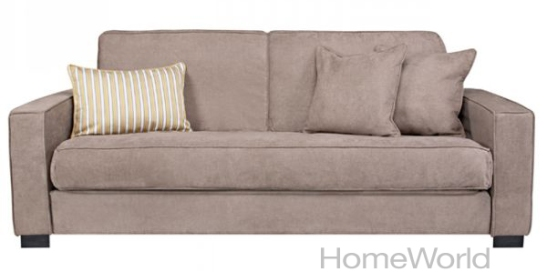 Not just your average futon. The Grayson convert a couch easily converts from a sofa to a bed with just hand movement. Price: $759. Dimensions: L88 x W38 x H37.