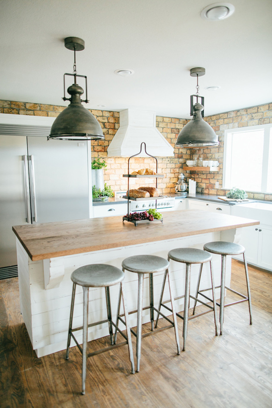 Get the Look Industrial Modern Bringing together  : fixerupper from homeworldhawaii.com size 547 x 821 jpeg 241kB