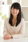 This photo provided by Ten Speed Press shows Marie Kondo, author of the book,