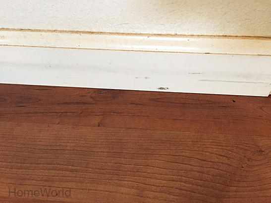 Quick Tip How To Clean Your Baseboards Bringing Together
