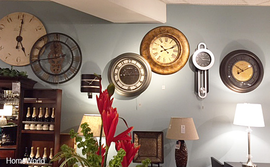 Howard Miller wallclocks